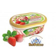 Мороженое сливочное Mascarpone Strawberry