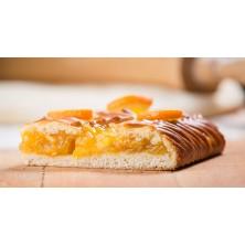 Пирог с манго апельсином и цедрой