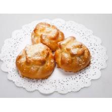 Пирожки с грушей