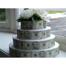 Торт Доллары