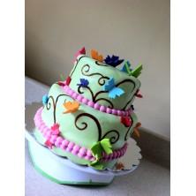 Торт на день рождения 2