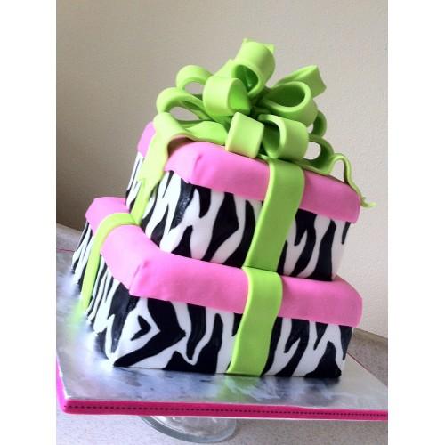 Торт на день рождения 5