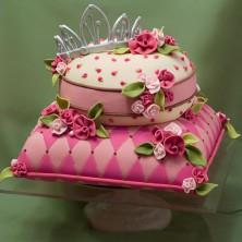 Торт на день рождения 6