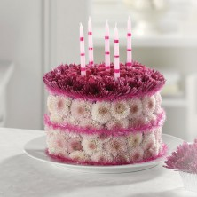 Торт на день рождения 10