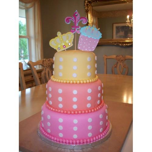Торт на день рождения 11