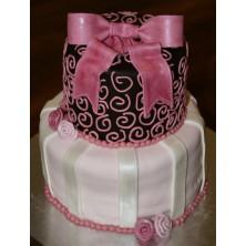Торт на день рождения 12