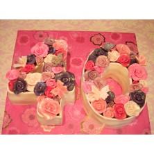Торт на день рождения 24