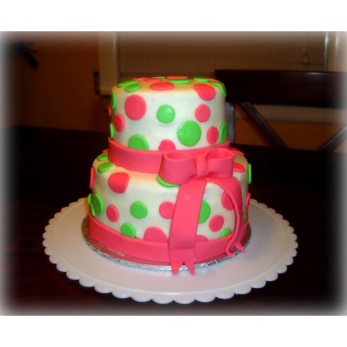 Торт на день рождения 28