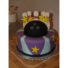 Торт боулинг