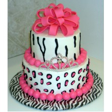 Торт на день рождения 29