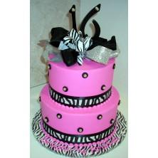 Торт на день рождения 30