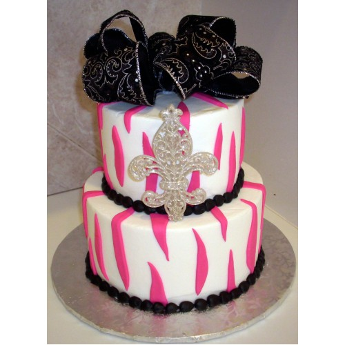 Торт на день рождения 32