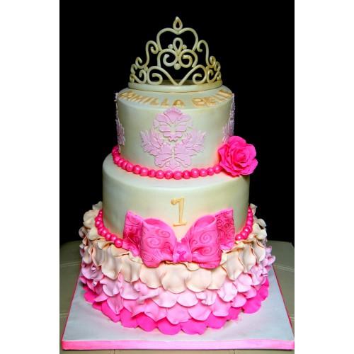 Торт на день рождения 33