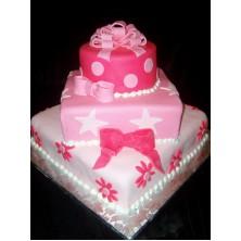 Торт на день рождения 34