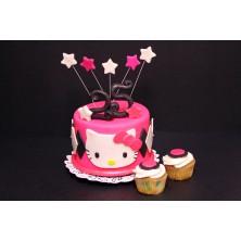 Торт на день рождения 41