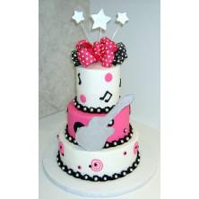 Торт на день рождения 43