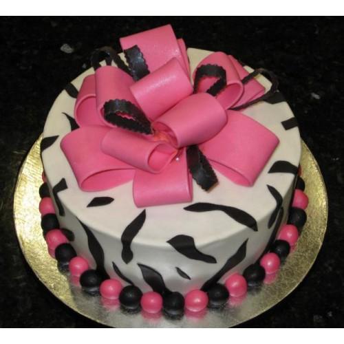 Торт на день рождения 47