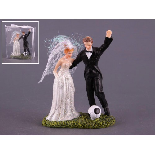 Свадебная фигурка на торт 1