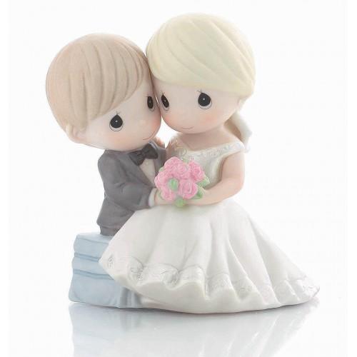 Свадебная фигурка на торт 2