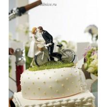 Свадебная фигурка на торт 5