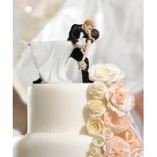 Свадебная фигурка на торт 11