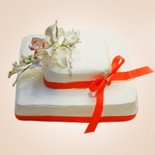 Свадебный торт 25