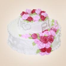Свадебный торт 27