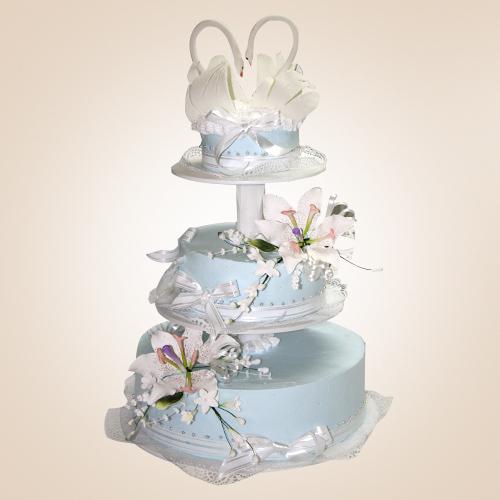 Свадебный торт 33
