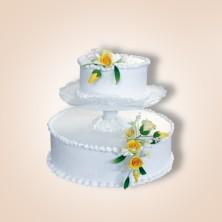 Свадебный торт 9