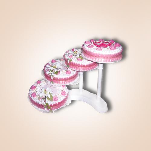 Свадебный торт 7