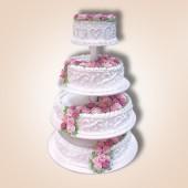 Свадебный торт 10