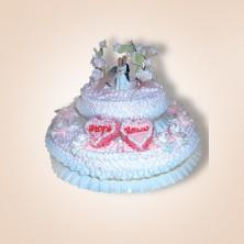 Свадебный торт 22