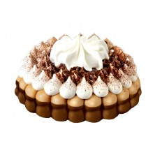 Торт из мороженого 2
